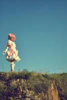 Madoka, Run the World by FeatherineAurora