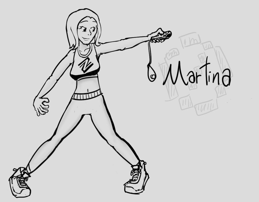 R63 - Martina by Hamcha