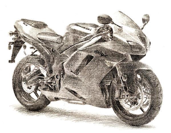 Kawasaki by venatorfend