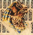 Son of Osiris - Horus
