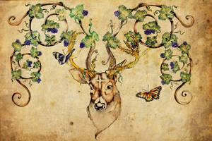 Miracle Deer by venatorfend