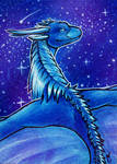 Starlit [ACEO]