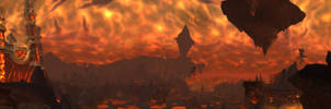 Molten Front Panorama