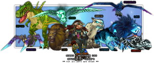 My Hunter's Pet Banner