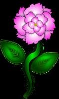Inkscape Flower by xsherbearx