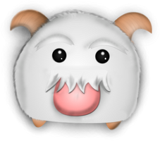 I give you a Poro by xsherbearx