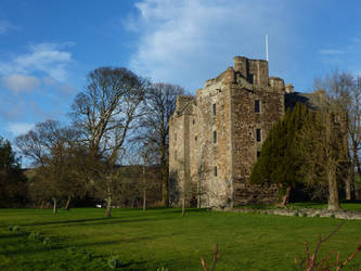 Elcho Castle by regansart