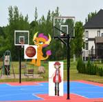 Game of Basketball