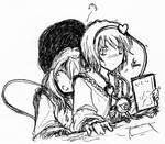 Love you, sis~!