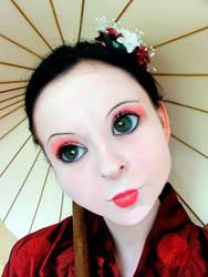 Animu Geisha