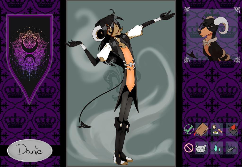 Pokeren: Dante by Samantai