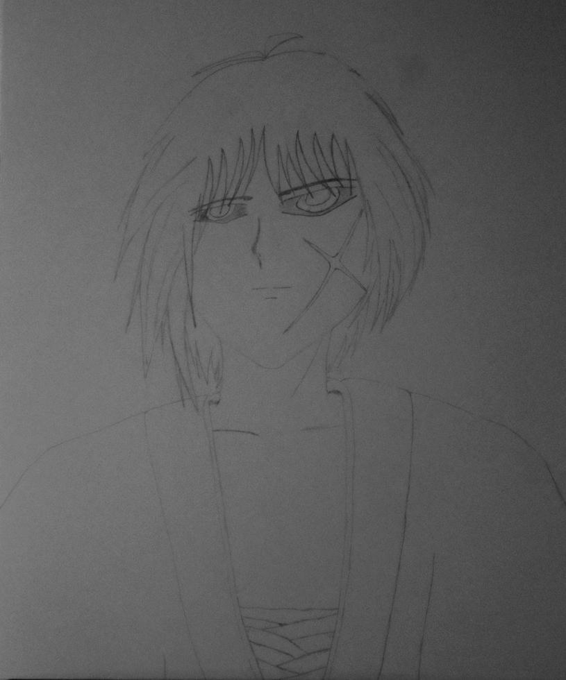Kenshin Himura (Batosai,The Manslayer) [W.I.P] 13' By