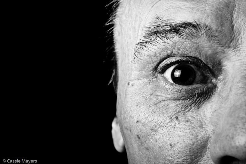 Eye man by Casslass