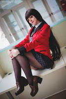 Jabami Yumeko by MarinyanCosplay