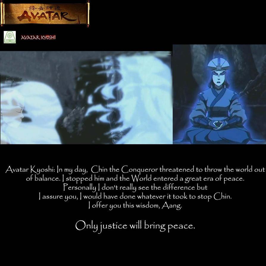 The Last Airbender Avatar Kyoshi: Avatar Kyoshi By Alement On DeviantArt