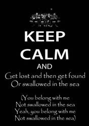 Swallowed In The Sea by alement