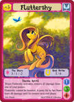 Fluttershy - mlp minis profile card