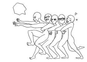 Draw the Squad 6 by TalortheGreat