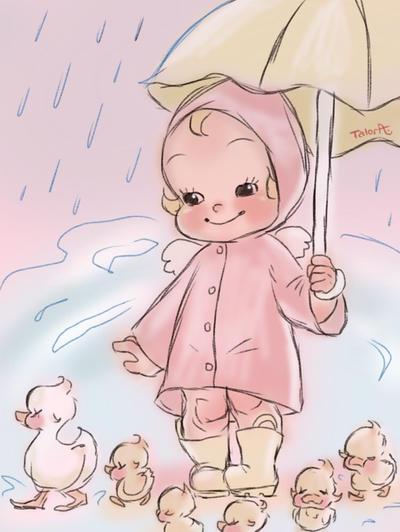 Little Ducklings by TalortheGreat