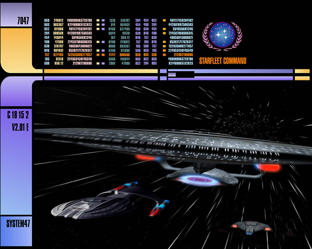 Star Trek LCARS System 47 by Unimmatrix on DeviantArt
