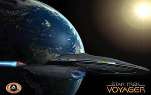 Star Trek VOyager Wide by Unimmatrix