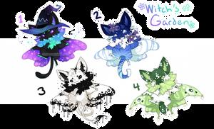 Emissaries - Witch's Garden (CLOSED)