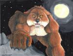 Werewolf Snarl