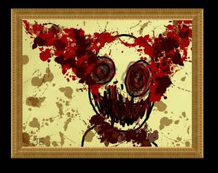 Creppy Clonw by Monstermental14
