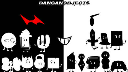 DANGANOBJECTS