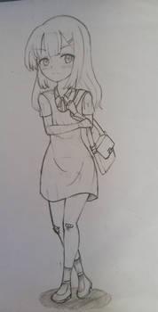 Young Kirisu-sensei