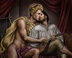 Giacinto and Lucio by DragonReine