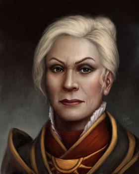 Gwendolyn Valleau (Chronicles of Thedas)