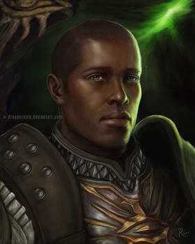 Inquisitor Maximillian Trevelyan