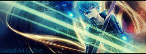Sword Art Online Kirito Signature