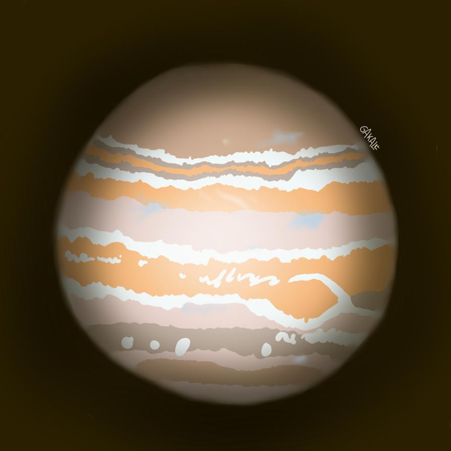 -Jupiter- by JulyCream