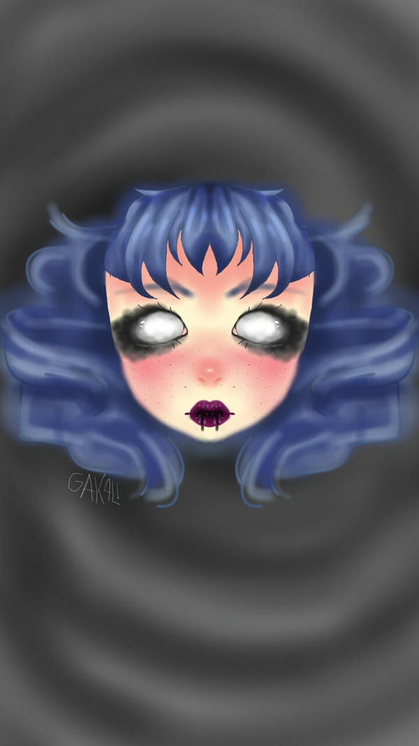 -Creepy Doll- by JulyCream