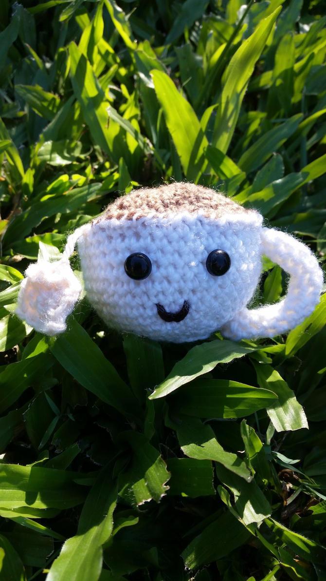 Crochet Amigurumi Tea Cup by PsychotiicPanda on DeviantArt