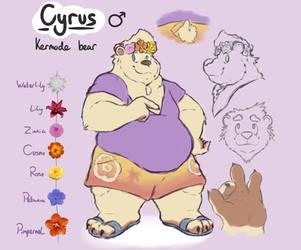 Cyrus ref again the trilogy by Brumaticalpie