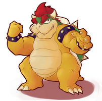 IT'S BOWSER DAY Y'ALL