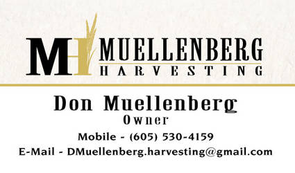 Muellenberg Harvesting - Business Card by sketchychickAO15