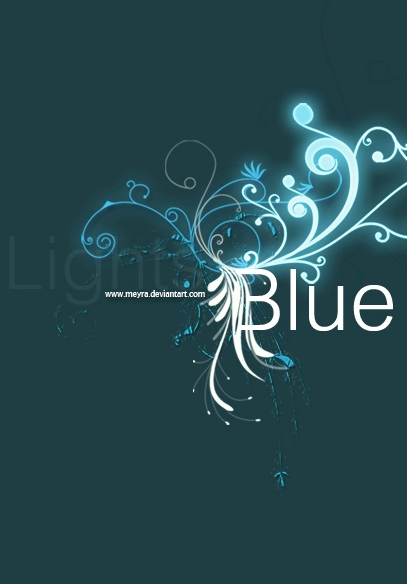 BlueLights Wallpaper Pack by Meyra