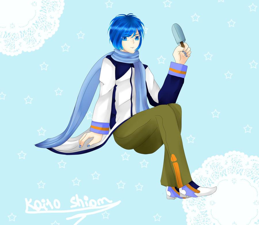 Kaito by PINKDIAMOND3000