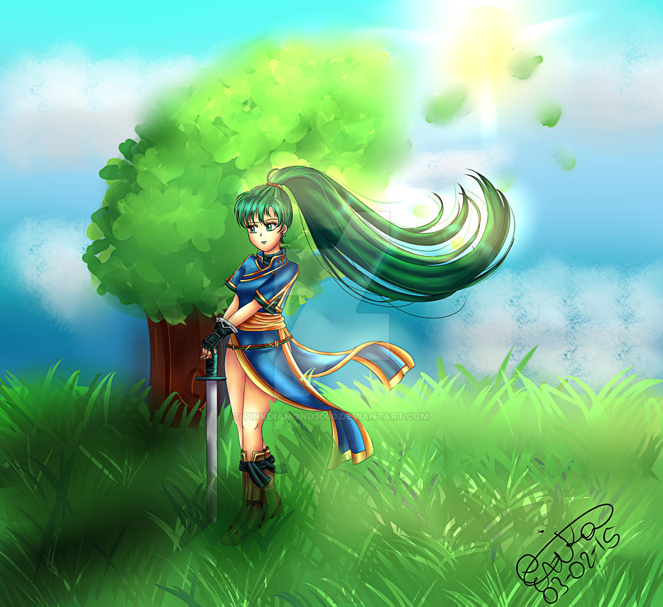 Lyn by PINKDIAMOND3000