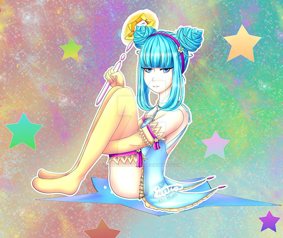 Girl2 by PINKDIAMOND3000