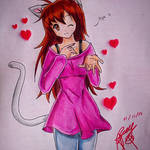 Request #1: Neko Girl