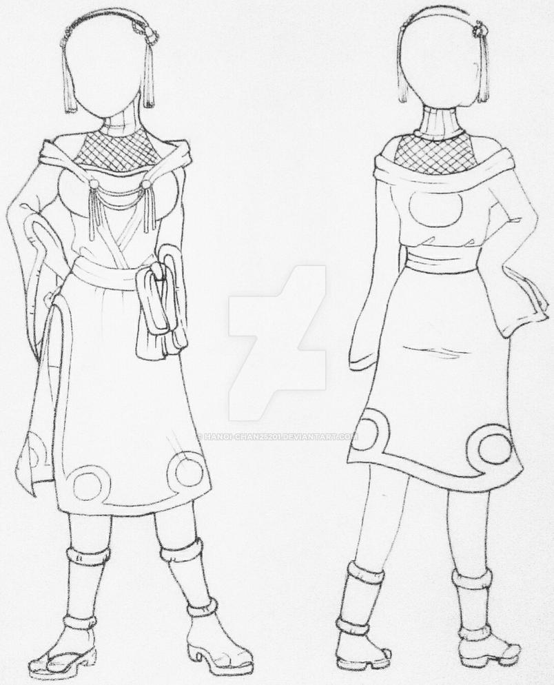 [NYP]  CYOP Outfit || Kaioshin || OPEN by Hanoi25201