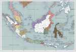The Malay Archipelago in 1650
