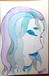 Shades of blue (30 days challenge) ~ Day 5 by braelia