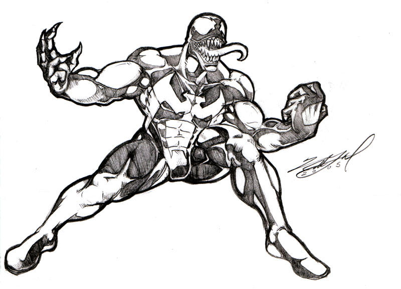 The gallery for --> Black Spiderman Coloring Pages