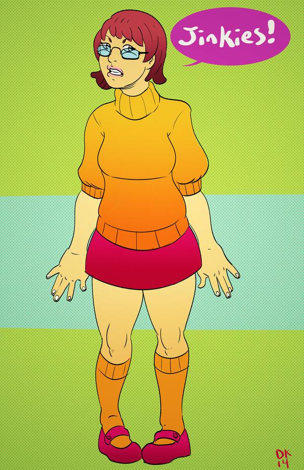 Velma by cheshirecatart